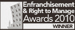 Enfranchisement & Right to Manage Awards 2010 Winner