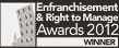Enfranchisement & Right to Manage Awards 2012 Winner