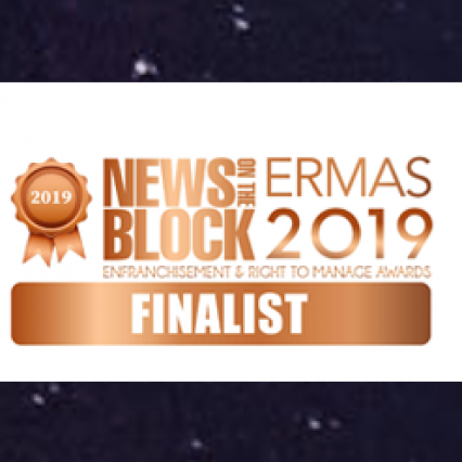 London Valuers Firm of the Year - ERMA Finalist 2019