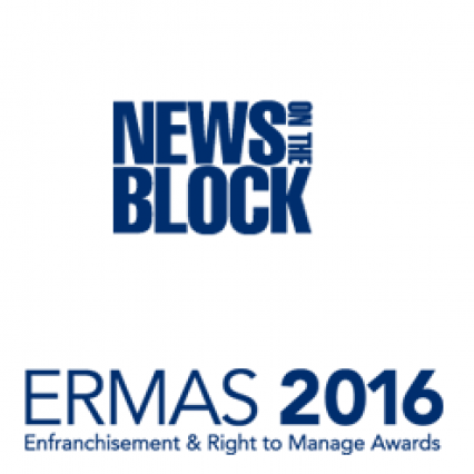 M-JS ​Shortlisted for Valuers of the Year at ERMAs 2016
